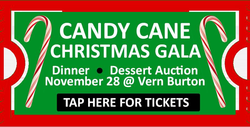 Candy Cane Christmas Gala